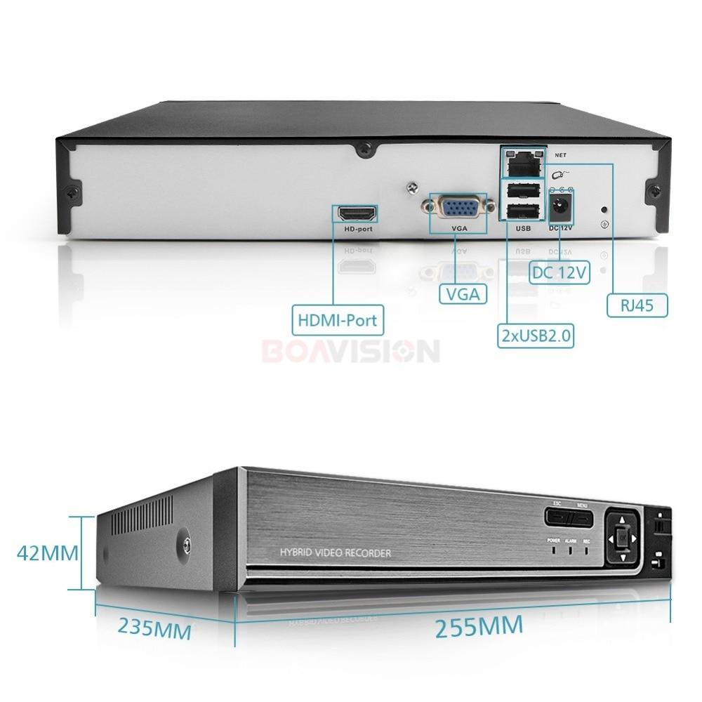 16CH 5MP 1080P CCTV NVR