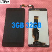 High Quality Tested Work Red Rice Note 4x LCD Touch Screen Digitizer Assembly For Xiaomi Redmi