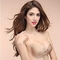 Levantamiento de senos de Silicona Pétalos de Mama Bra Cubierta de La Entrerrosca Sexy Roupa Interior Invisible Sutian Adhesivo Empanadas Sujetador Para Las Mujeres 25