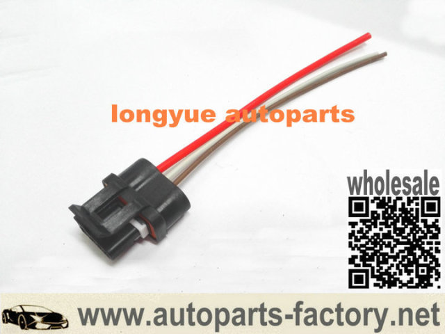 longyue 20sets universal PICO Wiring Harness Pigtail Alternator 3 Pin Replaces 12101895 Ea 15cm wire_640x640 longyue 20sets universal pico wiring harness pigtail alternator 3 Alternator Adapter Harness at bayanpartner.co