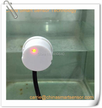XKC-Y25-PNP Water or Liquid Level Switch Contactless Liquid Level Detector Outer Adhering Level Sensor PNP Output DC 5 to 12 V xkc y25 pnp xkc y25 v t12v non contact liquid level sensor switch detector outer adhering level sensor npn pnp rs485 dc 5v 24v