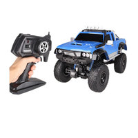 1:8 Remote Control Climbing Car Distance 35m 140m/min Max 4WD Electronic Car Off Road Truck 2.4G Radio Frequency