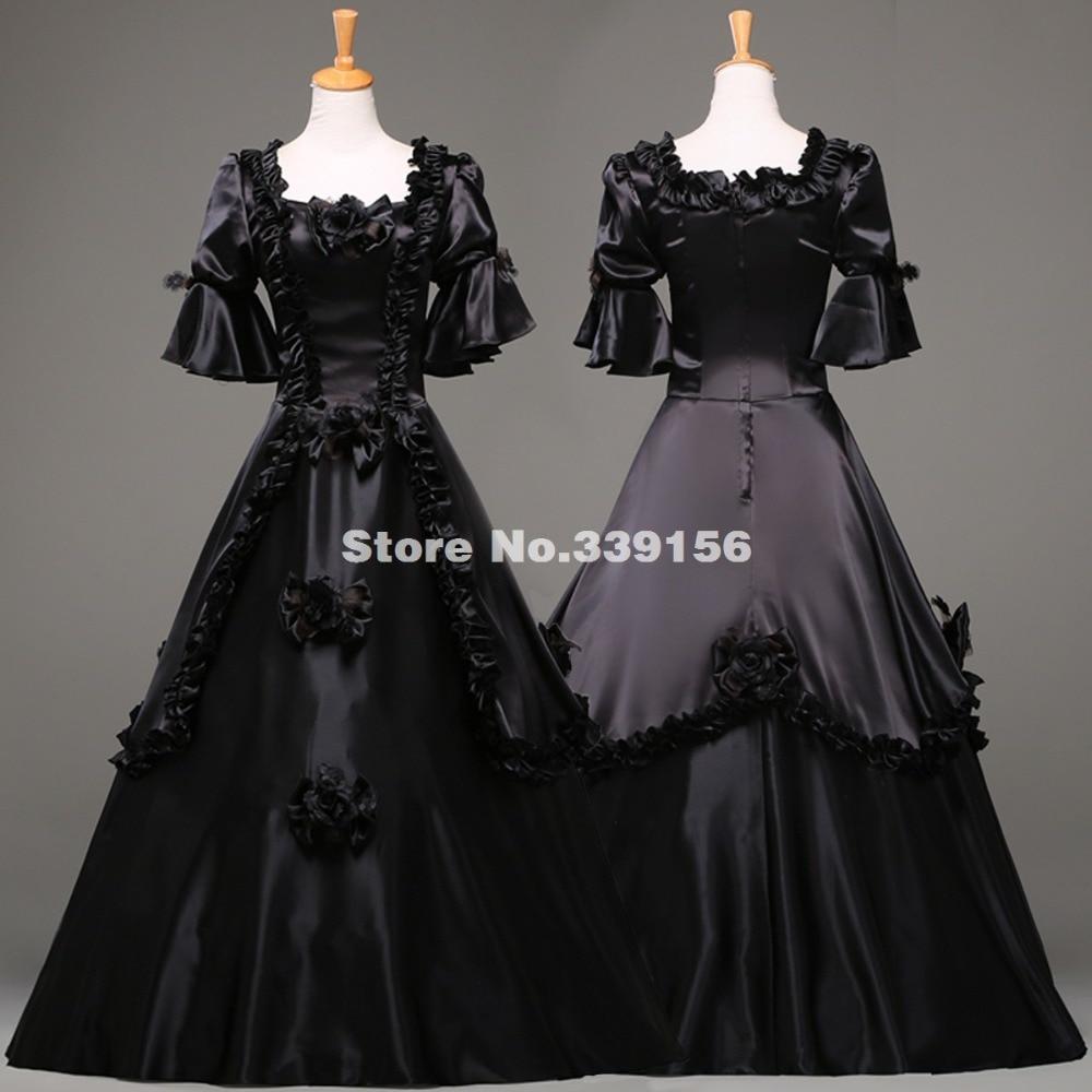 schwarze party kleid