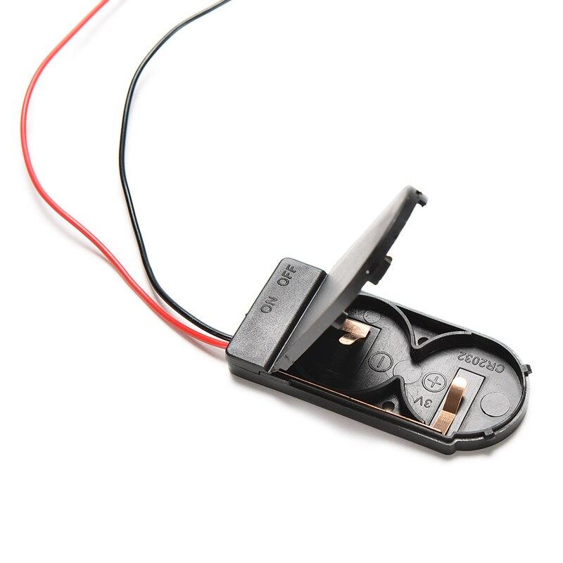 2 Pk PCB Coin Cell Holder Single CR2032 2032 Battery
