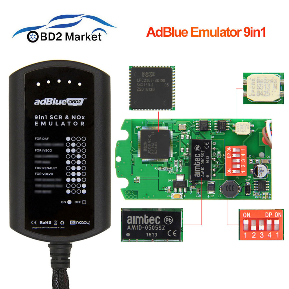 top 10 largest obd2 renault adblue list and get free