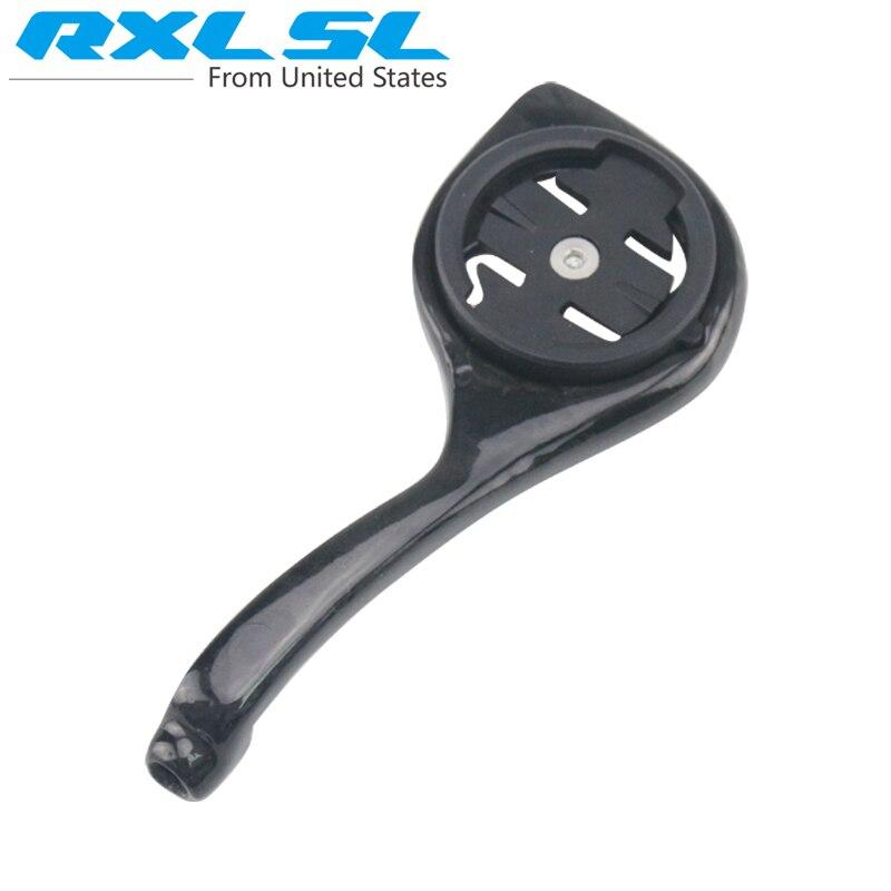 Цена за Rxl sl углерода спидометр стенты велосипед секундомер компьютер сиденье поддержка/держатель, пригодный для garmin компьютер спидометр нет логотипа jl8831
