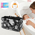 Waterproof 3 color Baby Diaper Nappy Organizer Mummy Organizers Tote Handbags 100% Top Good