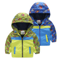 Robot Fresh 2 10 Years Boy Coats Long Sleeve Jackets Teen Toddler Casual Formal Party Style
