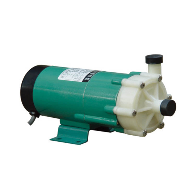 Plastic Magnetic Drive Acid Resistance Circulation Pump / Sea Water Pump/Centrifugal Water Pump  220V 60HZ mp 55r china 220v engineering plastic magnetic drive pump big volume sea water pump industry magnetic centrifugal water pump