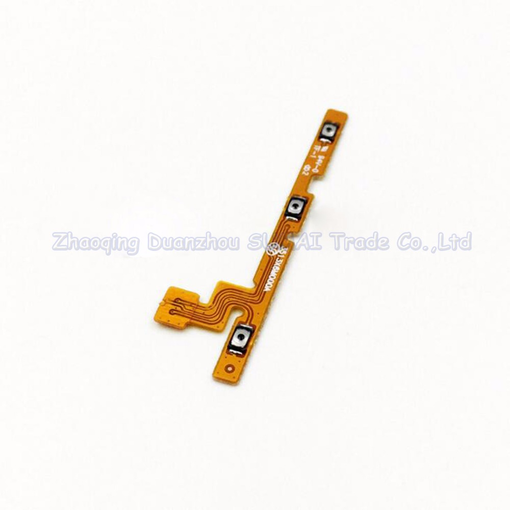 25pcs for xiaomi Tablet1 Mi pad1 Power Flex Cable Volume Key Button Switch Flex Cable Free shipping
