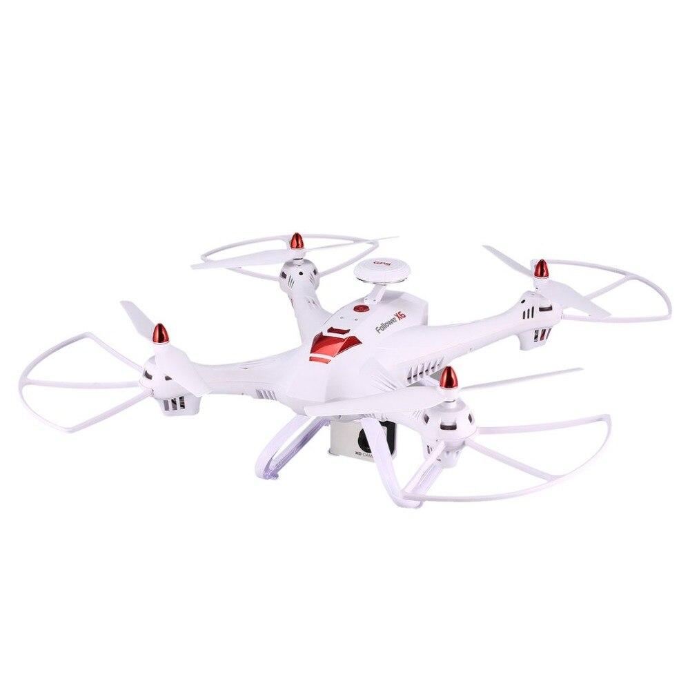DRONE GLOBAL X183S 2.4G GPS positionnement 5G WIFI 1080 P HD FPV 2 Batteries Drone RC quadrirotor en temps réel suivez-moi maintien d'altitude