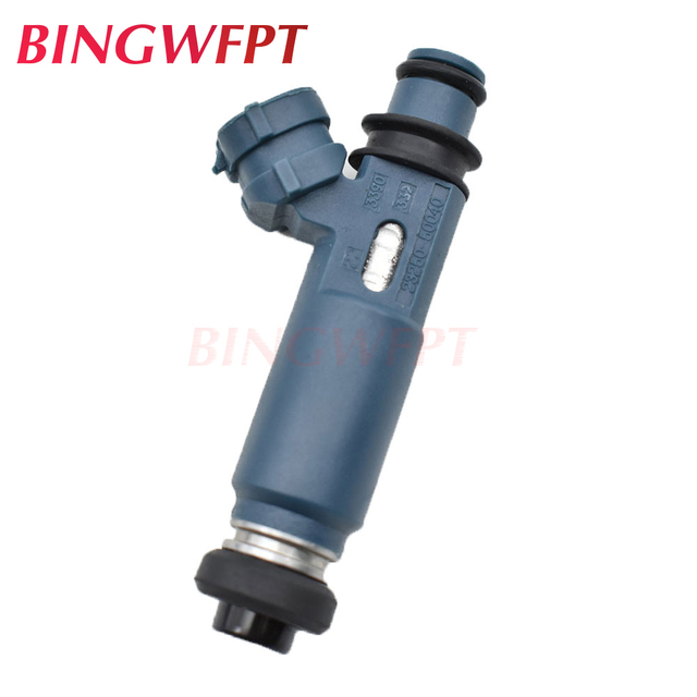 4x High quality Fuel Injectors injection nozzle 23250-50040 23209-50040 2325050040 For Toyota Land Cruiser Tundra