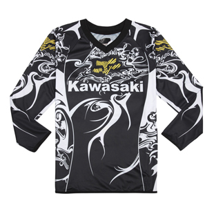 Online Shop New M L Xl Xxl Long Sleeve Racing Shirt 360 Youth