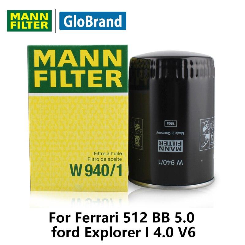 MANNFILTER car oil FilterW940/1 for Ferrari 512 BB 5.0/ford Explorer I 4.0 V6 auto parts  sc 1 st  AliExpress.com & Online Get Cheap Ford Explorer Auto Parts -Aliexpress.com ... markmcfarlin.com