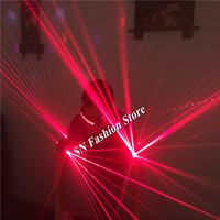 TT02 Red laser armbands 650nm Laser arms band bar party props laser light costumes luminous ballroom dance laser man show wears
