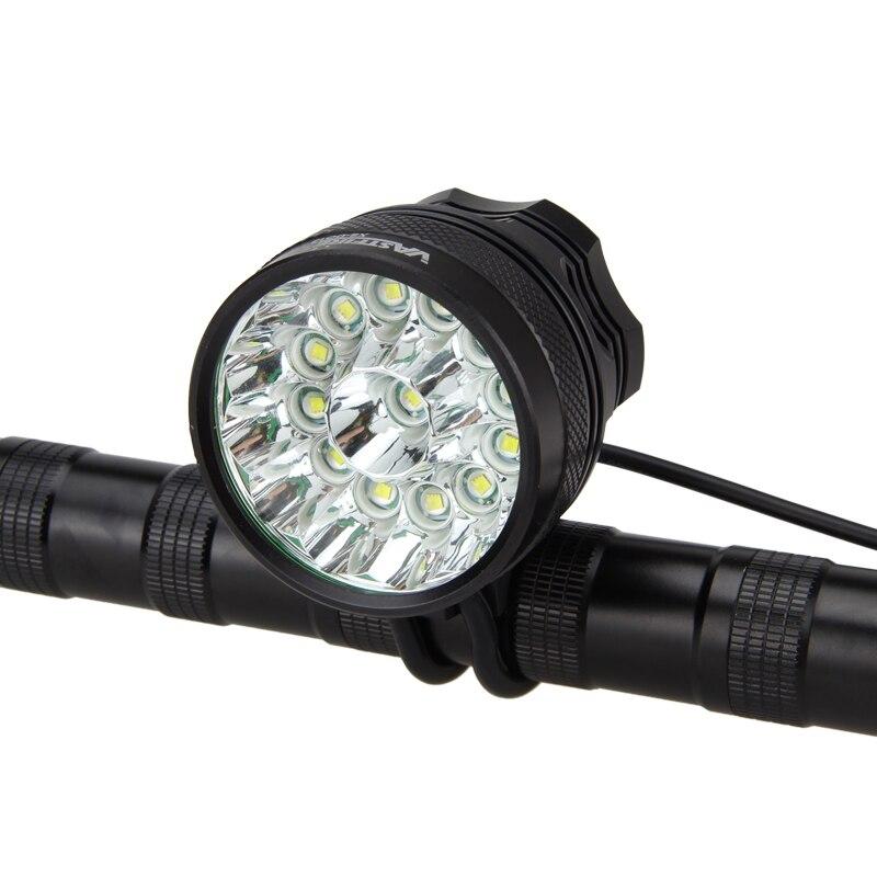 Ισχυρό 2000LM 13 * LED T6 οδήγησε φως - Ποδηλασία - Φωτογραφία 6