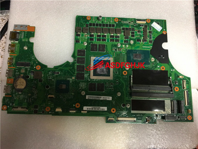 for font b acer b font gx 791 LAPTOP motherboard p7ncr MAINBOARD WITH i7 6700 n16e