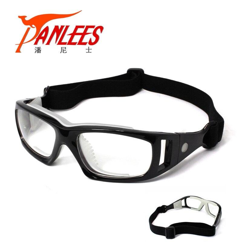 Prix pour Marque garantie! Réglable PC lunettes sport lunettes de Prescription lunettes de basket - ball Handball lunettes de myopie