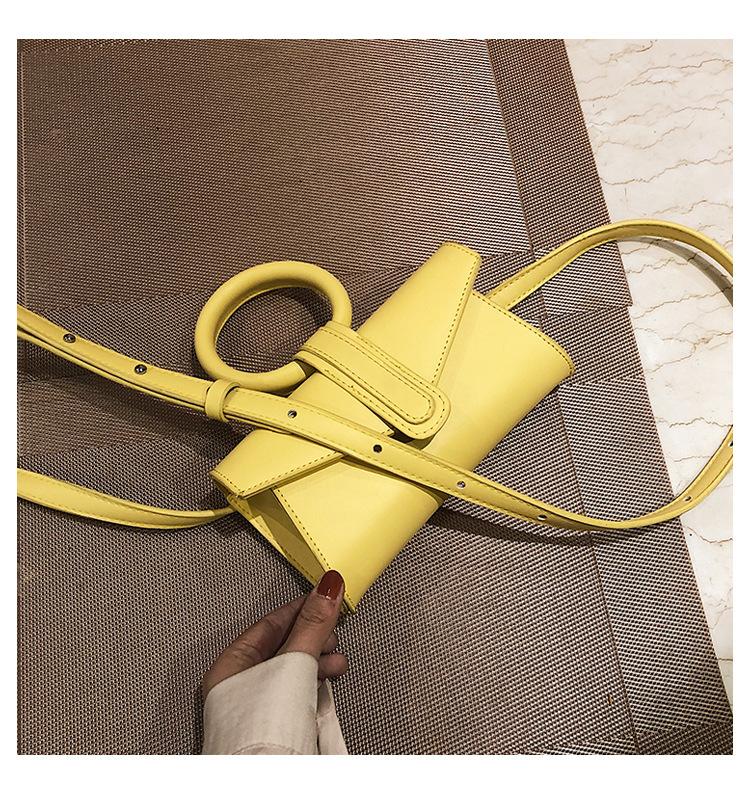 Mini Sac a Main carré Designer portefeuille élégant