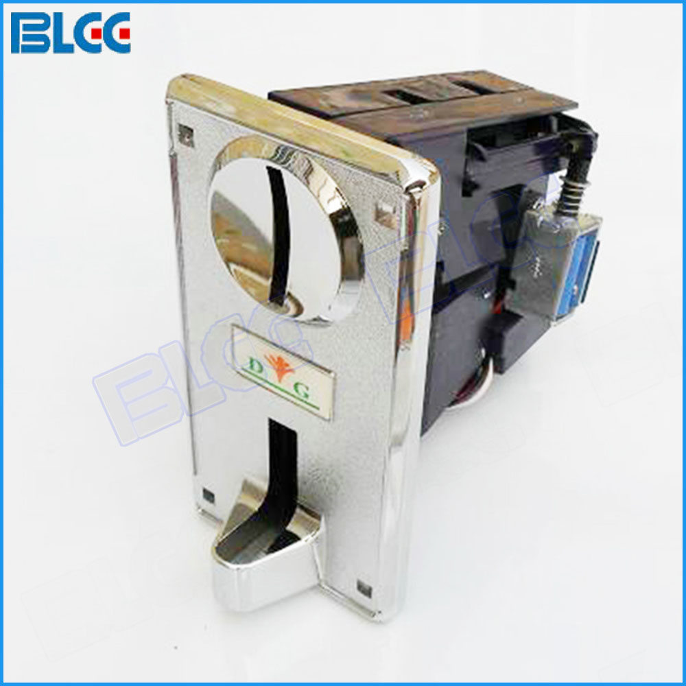 Multi-Function Coin Acceptor CPU Coin Selector Mechanism Arcade Games Machine
