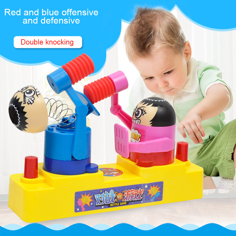 Kids Toy Against Man Hit Head Fighting Puppets Parent-Child Interaction Game Toys YJS Dropship
