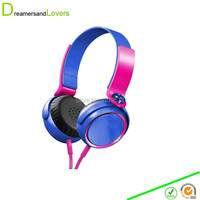 Dreamersandlovers New Style Products Noise Cancelling Headphones For Smartphone