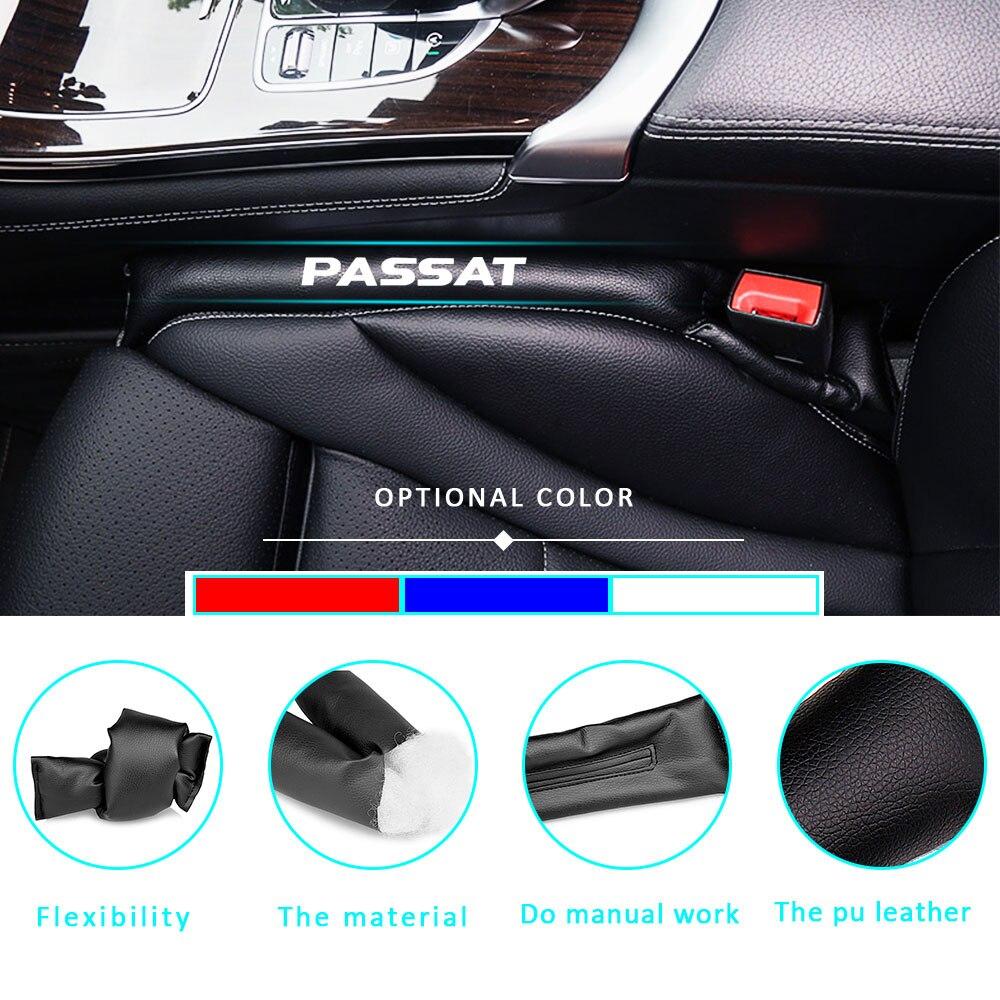 Pour VW Passat 3bg Variant Seuil CARBON LOOK avec tranchants Protection