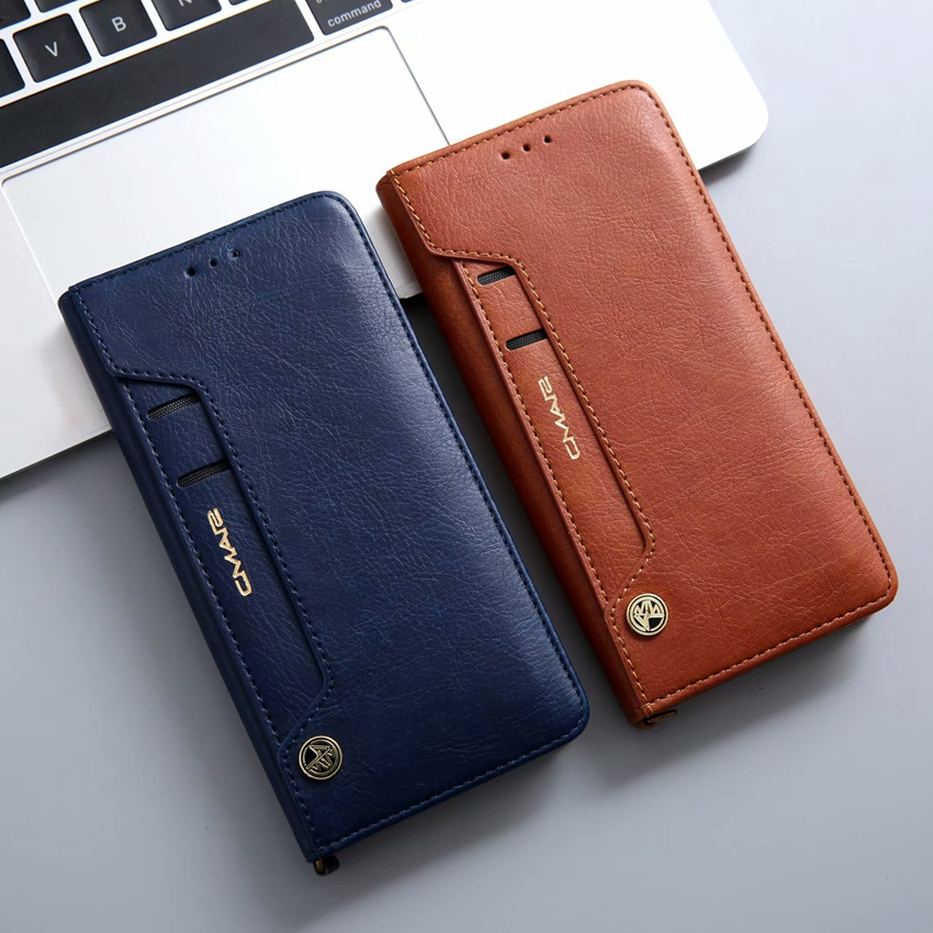 for huawei P20 lite leather case (33)