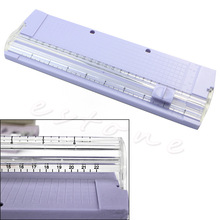 A4 Precision Paper Card Art Trimmer Photo Cutter Cutting Mat Blade Ruler Shredder Paper Trimmer Tool For Home and Office