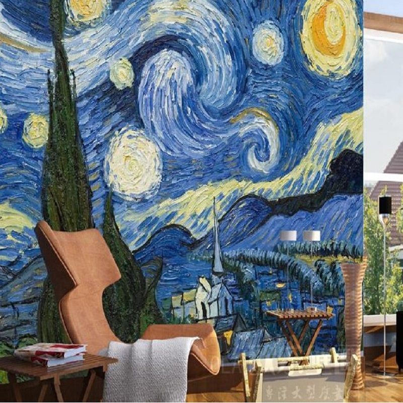 Фотообои картины ван гога