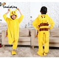 21 Design Kids Pikachu Pajamas Children Animal Sleepwear Robe Boys Girls Funny Blanket Sleepers Baby Flannel Onesies Pyjamas