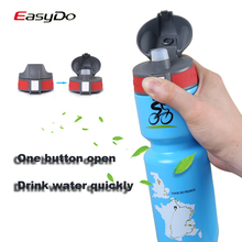 Check Discount Easydo Large Capacity 750ml Mountain Bike Water Bottle Sports Cycling Cups Mtb Bicycle Kettle Tour De France Cycle Equipment