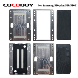 Per Samsung Galaxy bordo S10 S10P laminazione stampo Allineamento mould LCD OCA Polarizzatore Pellicola di Laminazione di riparazione YMJ muffa Q5 Caldo vendita