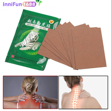 40Pcs Sumifun White Tiger Balm Medicated plasters Tens Pain Patch Antistress Medical Foot Care Ointment Relieve Massage