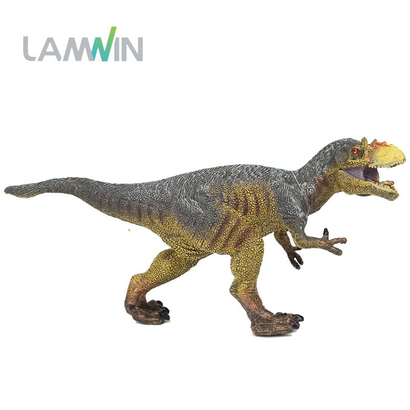 Mundo Jurásico Parque dinosaurio de juguete de plástico modelo ...