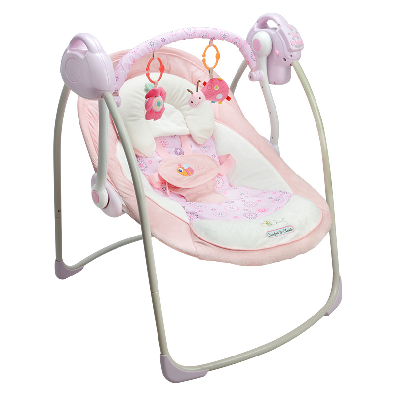 baby rocker chair tommy bahama cooler free shipping electric swing rocking toddler vibrating bouncer in bouncers jumpers swings from mother kids on