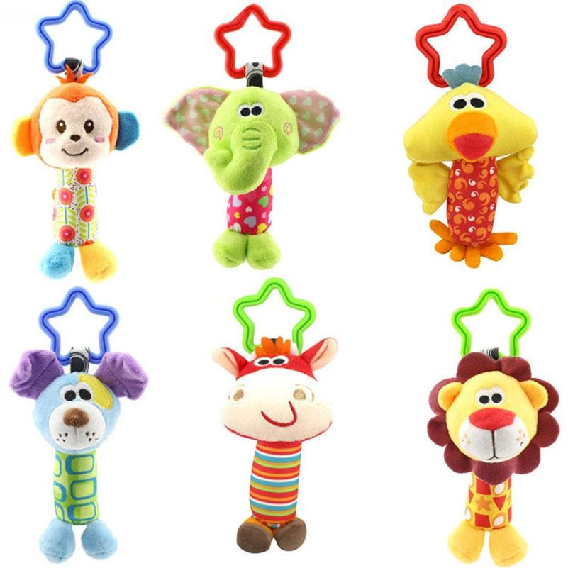 Bayi Rattle Bayi Mainan 0-12 Bulan Bayi Bayi Kereta bayi Mainan Pram - Mainan untuk kanak-kanak