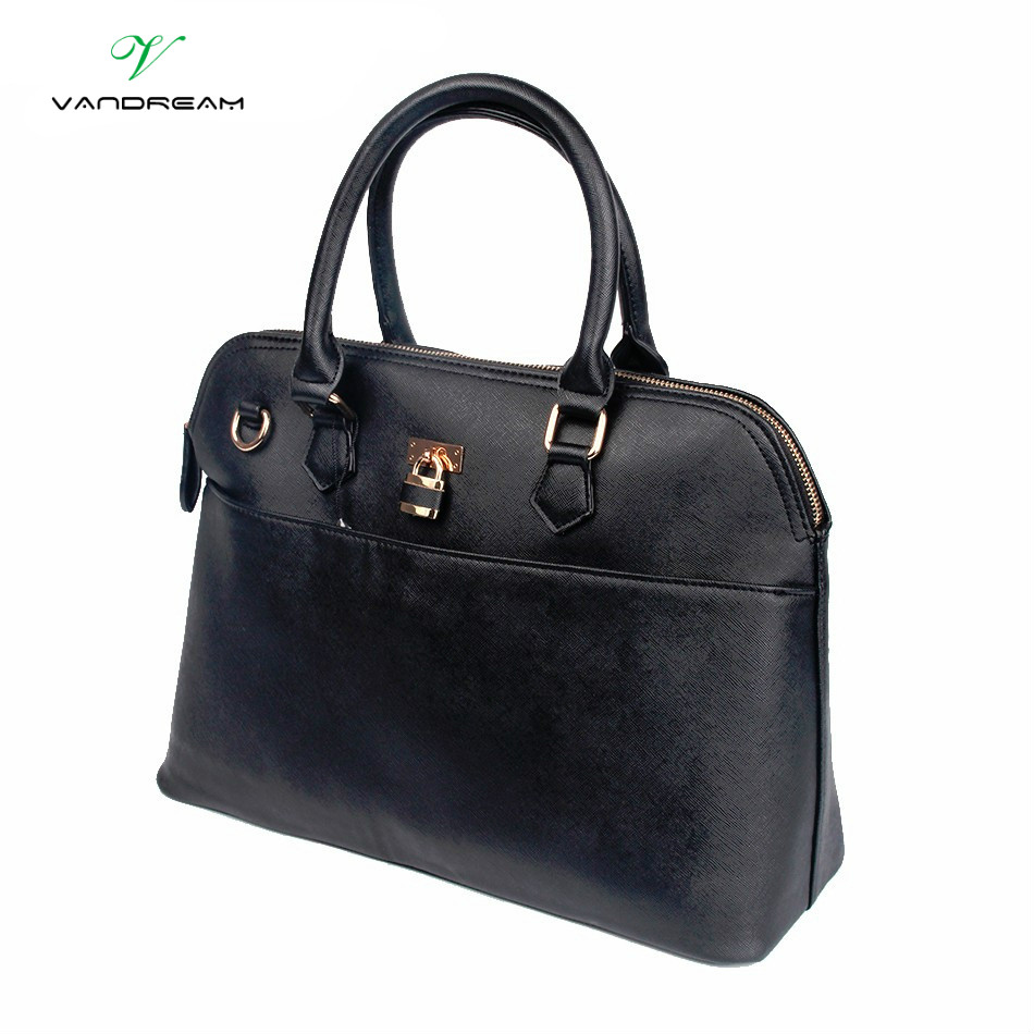 Handbag for Women Luxury Leather Handbags Tote Women Messenger Bags Ladies Shoulder Bag Business Fashion Lock High Quality Black famous brand high quality handbag simple fashion business shoulder bag ladies designers messenger bags women leather handbags