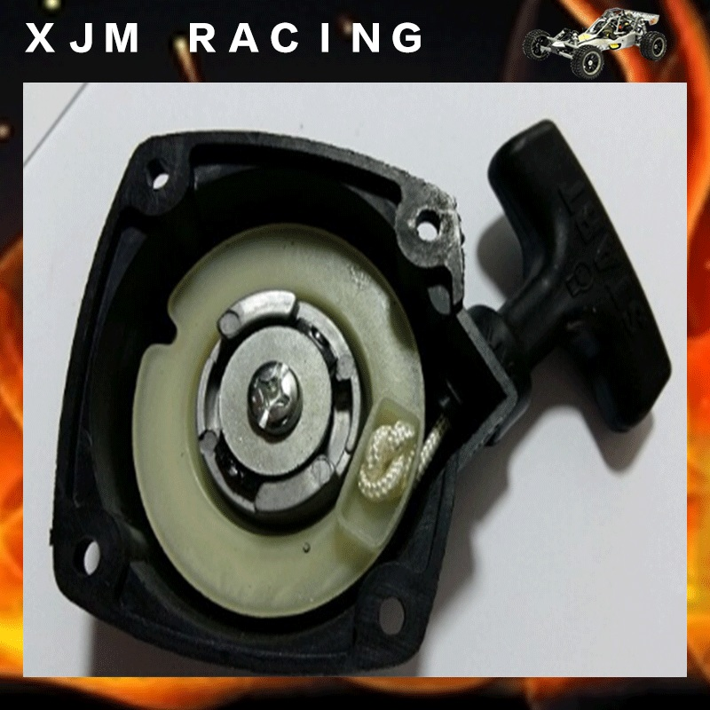 Pull Starter (Metal claw centered) fit ZENOAH G260PUM 26cc Gas Marine  Engine for RC Boat parts