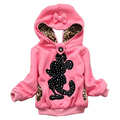 2017 NewRetail! Baby girl hoodies,Girls jackets,children's winter coat,Children's clothing, children warm coat in winter
