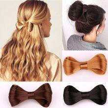 Wig Hairpin Hair-Accessories Barrettes Girls Women 5-Colors Hot Headwear Dropship Big-Bow