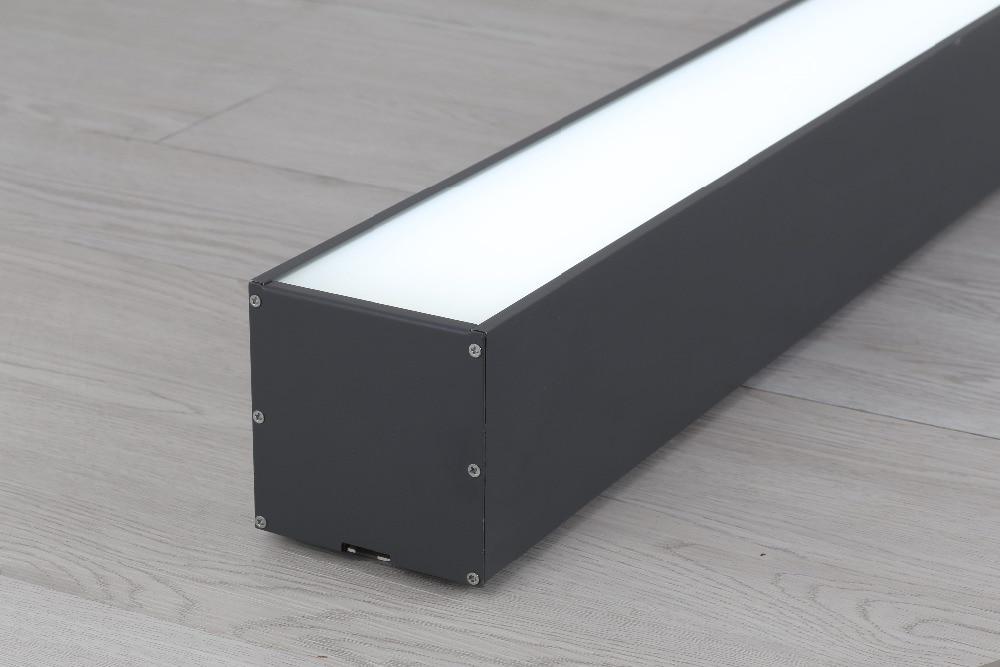 Frete grátis custo led luz pingente, escritório
