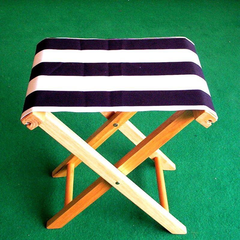 comercio al por mayor pclot de madera natural silla plegable pequea