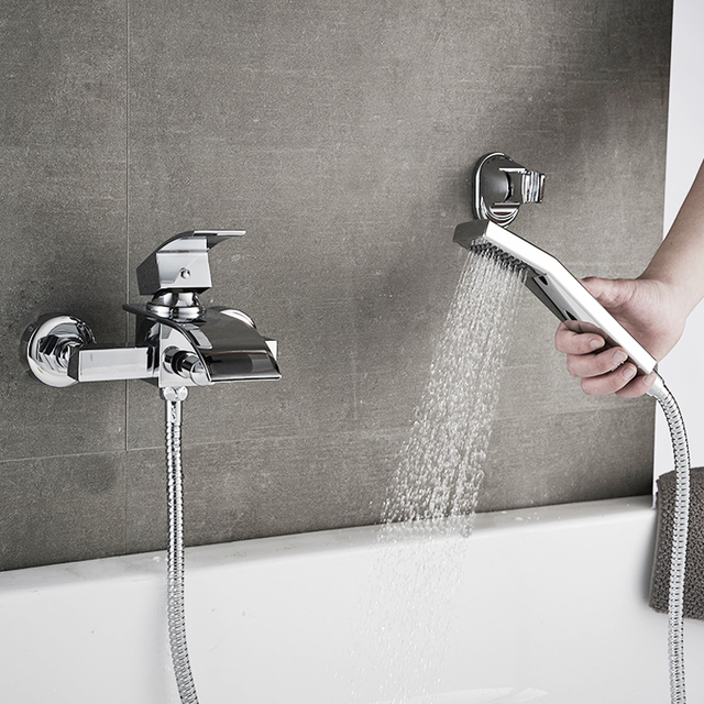 ROVATE – Wall Mounted Bathtub Shower Set