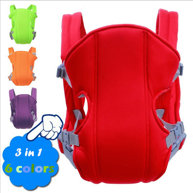 Baby Carrier Summer 3D Breathable Mesh Front Facing Baby Carrier Infant Comfortable Sling Backpack Pouch Wrap Baby Under 3 year