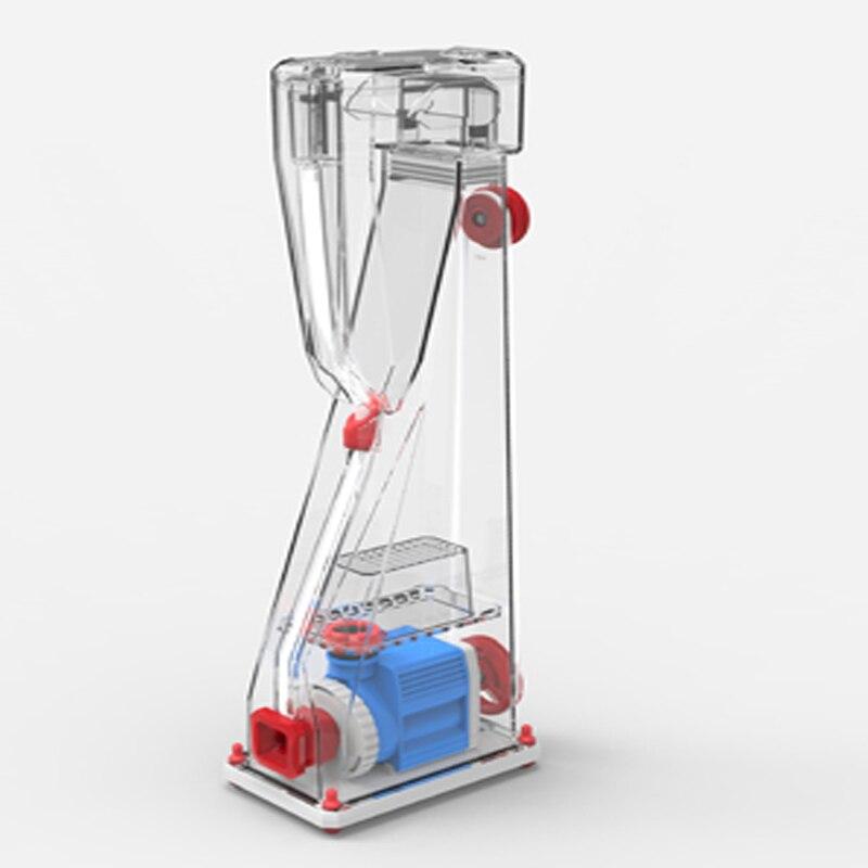 Bubble magus Z6 skimmer interne écumeur aquarium filtre l'eau de mer Coral fish tank Protéine séparateur Adapté for300-500L