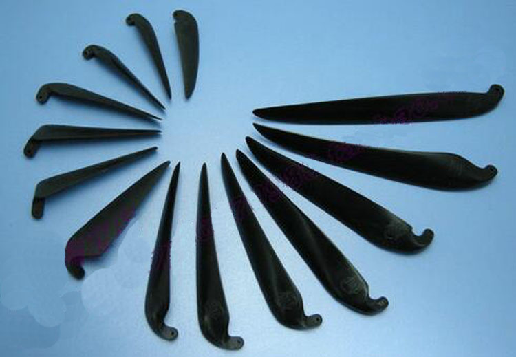 Yuenhoang 2Pair Glider Folding Propeller 15*13 14*8 11*8 11*6 9.5*8 8*6 7.5*4 6*4 6*3 Props for RC Model FPV Quadcopter