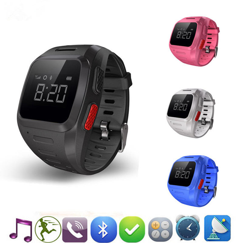 smart watch kids Anti-Lost Monitor GPS locator GPS tracker watch with Wifi SOS Call Location Device Tracker for Kid Safety SH991