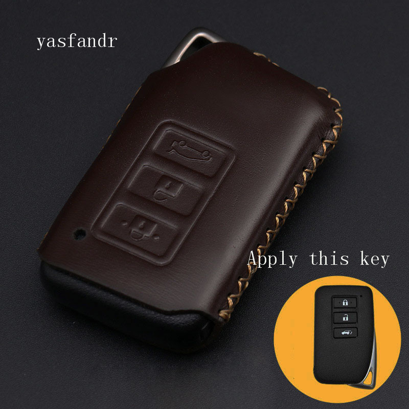 High Quality 3 Button Car Key Case Style For Lexus NX RX GS IS ES GX LX RC 200 250 350 LS 450H 300H