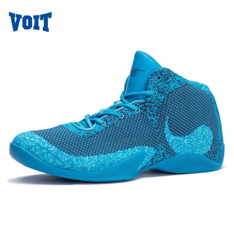 2016 Voit Super Cool Woven Basketball Schuhe High Top Basketball